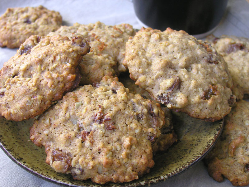 Old Fashioned No Fail Gluten Free Oatmeal Cookies - Cookbook
