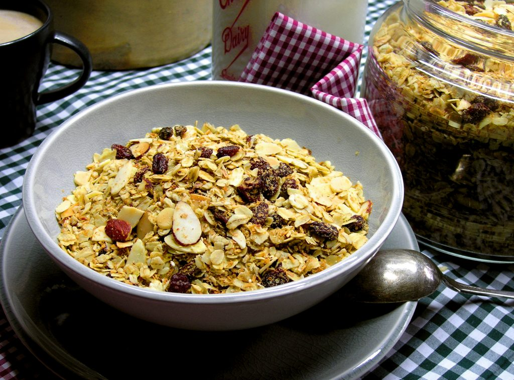 Country Granola Recipe